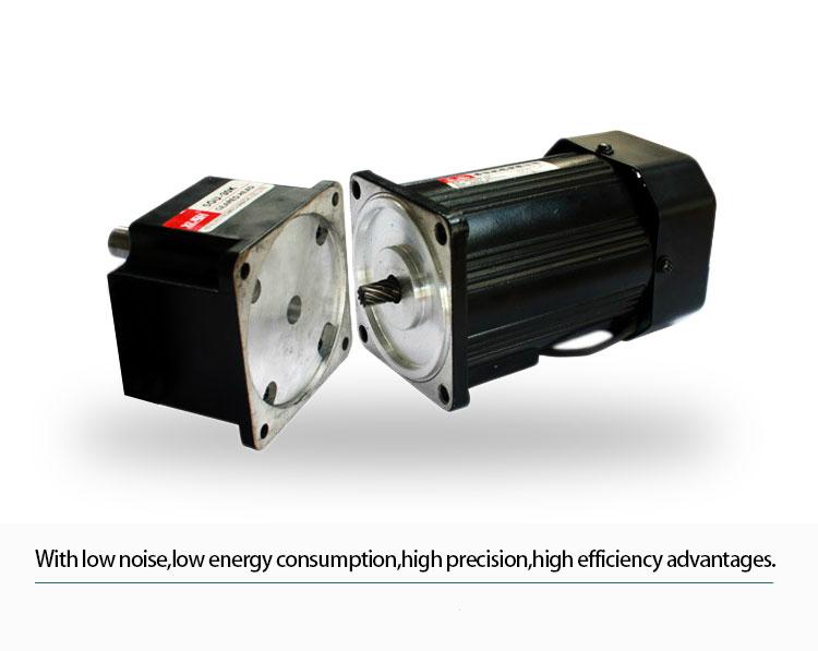 220v 380v 160w Gear Motor Gear Reduction Ac Motors From