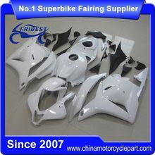 Ffkhd010 carenado Kit para CBR600RR 2009-2012 blanco