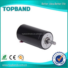 High torque 12v 24v electric dc gear motor