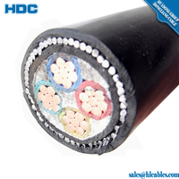 corrugated copper conductor foam polyethylene insulation corrugated copper outer conductor Coaxial cable