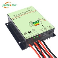 China manufacturer dual timers lifepo4 battery charger 12v 20A led controller solar