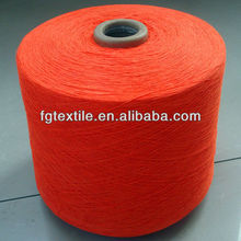 8s cotton polyester blended yarn for weaving
