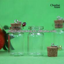 5ml tubular glass vial, serum glass vial, soil gift glass vial