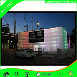 Excellent design inflatable party tent, tent inflatable, cube inflatable tent
