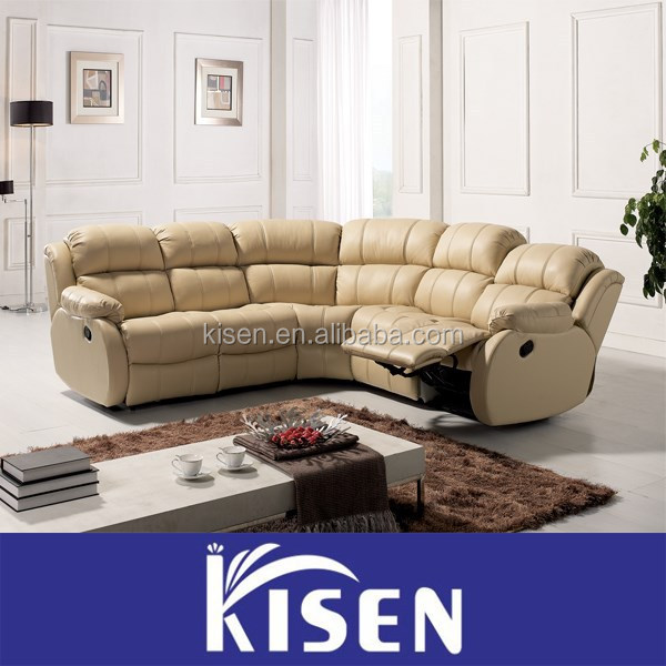 Living Room Furniture Modern Recliner Sofa Home Theater