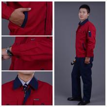 Safety Overalls For Oil Field Working Garments For Worker Worker Wear Scrub Workwear Uniform