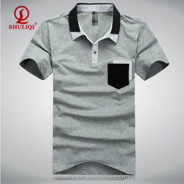 Wholesale latest shirt custom mens embroidery polo shirt for Cheap custom embroidered polo shirts