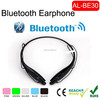 2015 new design,portable sport buletooth headset for AL-BE30 neckplace stereo bluetooth headphone for BE30