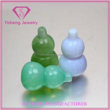 AAAAA lose diamanten lots jade calabash in factory best price