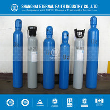 Made In China Seamless Steel Empty Natural Industrial Gas Cylinder Oxygen Gas Bottle Price
