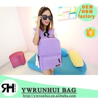 Whole sale School bags trendy backpack school and college bag, shcool backpack