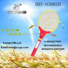 BBY-6300I LI-ION BATTERY ELECTRIC MOSQUITO KILLER WITH EMERGENCY LIGHT