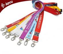 DIY design sublimation lanyard promotional gift/promotion gift