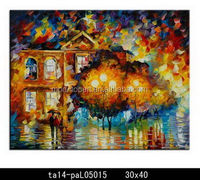 Home decor wholesale beautiful scenery painting hanger wall art