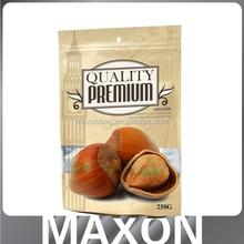 "8"" x 50' commercial grade vacuum sealer customized printed plastic food packaging bag--wicket bag style,food bag"