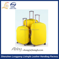 Wholesale Best Travel Protective Waterproof Spandex Polyester Cover for Suitcase