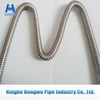 Stainless steel flexible pipe plumbing hose made in China HW