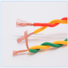 china manufacturer pvc coated electrical cable wire 10mm