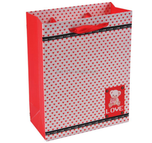 2015 fashion paper bag trading companies/ printing christmas paper bags/ custom christmas paper bags