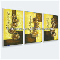 group stretched canvas printing impressionist style oil painting reproduction