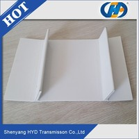 Conveyor belt importers wanted white pu cleated conveyor belt