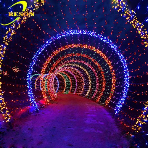 Royal Wedding Decoration Outdoor Wedding Tunnel Light ...