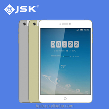 7.85 inch android metal case MTK8382 quad core tablet pc
