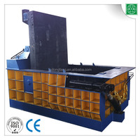 Y81F-315 push out scrap iron copper steel metal baler with factory price (CE)
