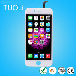 Full warranty wholesale factory price mobile phone lcd screen for iphone 6 plus screen ,for display iphone 6