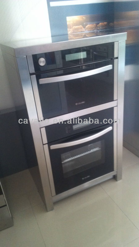 best selling stainless steel kitchen cabinet