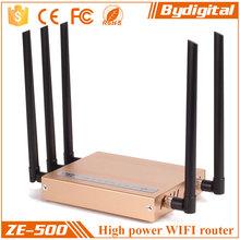Bydigital 192.168.1.1 wireless wifi 3g router 2.4GHz wireless router with poe 300Mbps universal wireless router