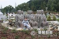 Chinese Terra-Cotta Warriors sculpture figure statue