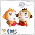 as crianças presentes de pelúcia do macaco de brinquedo de pelúcia
