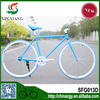 Chinese online store supplier new colorful single speed lightweight fixed gear bike/bicycle/race bike