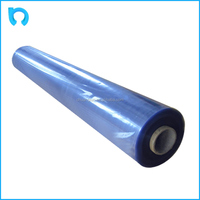 good quality soft clear made in china 100% PVC resin normal clear film