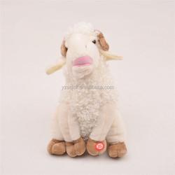 Electronic Plush Toy Pets,Plush Singing Sheep In different Language