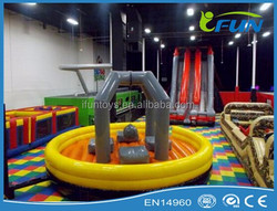 inflatable bounce wrecking ball / inflatable wrecking bouncy ball game / inflatable wrecking ball game