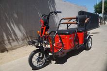 2015 new model electric auto rickshaw with 3 wheel