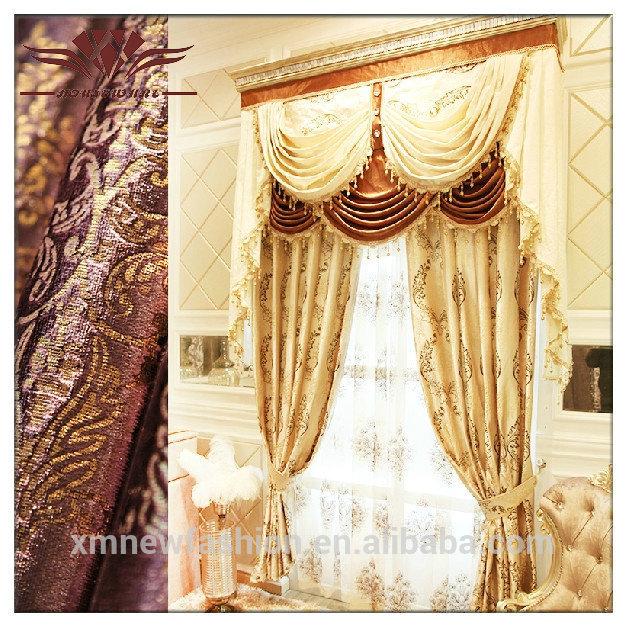 декоративное окно кристаллические шарики занавес, дёинсовой занавес, роскоши занавес