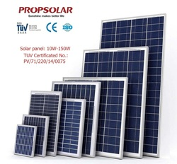 high efficiency pv solar photovoltaic module/ panel for street lamp 50w
