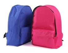 Wholesale Blue 600D Sport Back Pack / Backpack Bag For Shcool