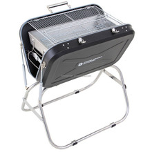 Glassland Briefcase grill barbecue grill outdoor Top picnic /camping