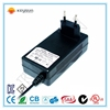 LED adapter with UL CE SAA,12v 3.4A adapter supply