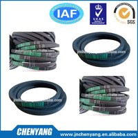 V BELT with A B C types of all kinds of