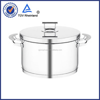 stainless steel sauce pot with 16 18 20 22 24 26 28cm
