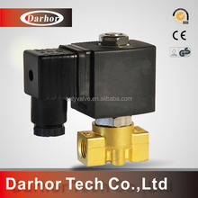 Darhor Tech customized voltage 6V dc solenoid valve