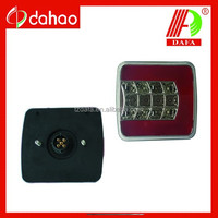 Glo-Trac LED Combination Tail Lamp for TRAILER LIGHT