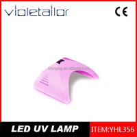 Welcome Wholesales top sell led lamp gel nail uv