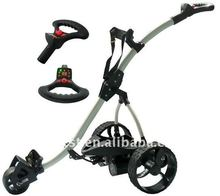 10m,20m,30m PDC function remote controll golf trolley with golf LED(HMR-601LED)