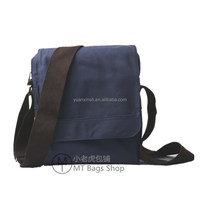 Fashion Vintage Canvas Travel Shoulder Bag For Men China Supplier